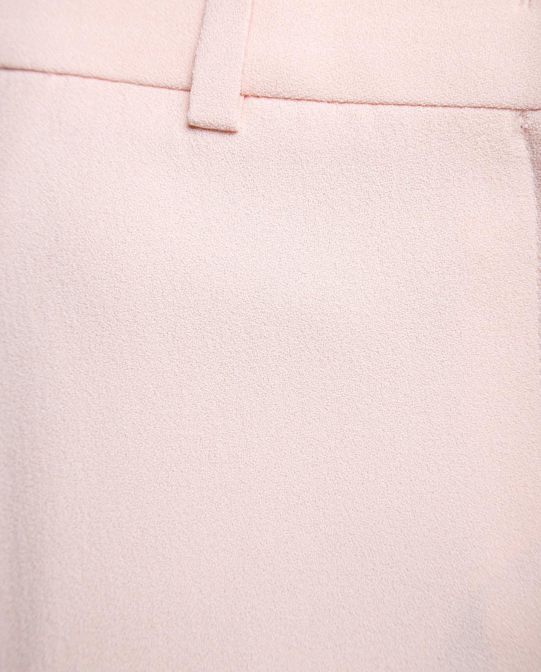 Ermanno Scervino Розовые брюки D326P301LHU изображение 5