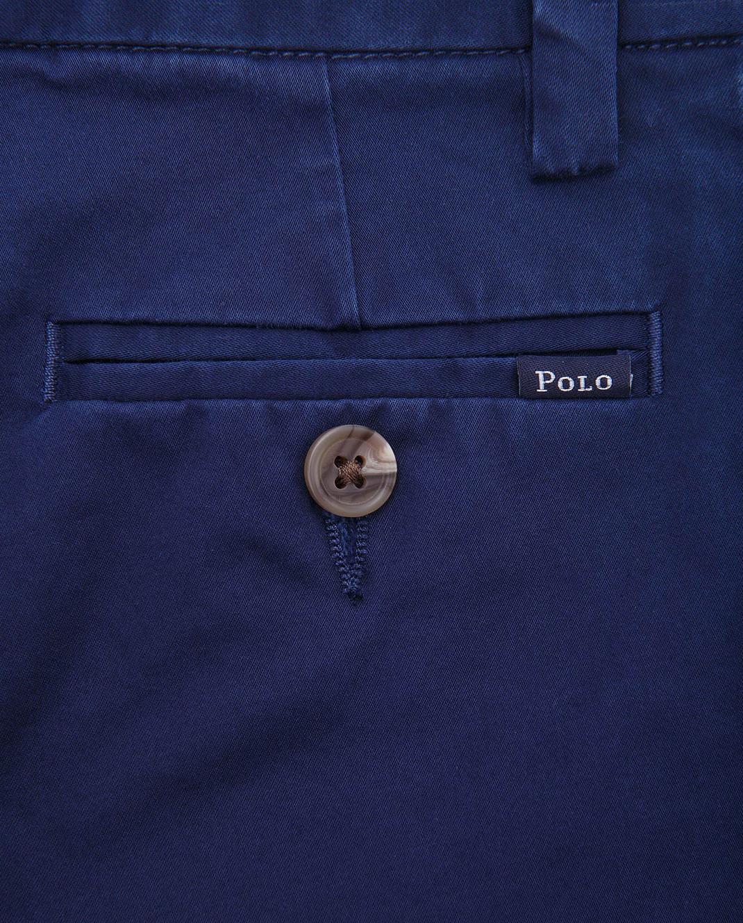 Ralph Lauren Детские синие шорты 321682664 изображение 3