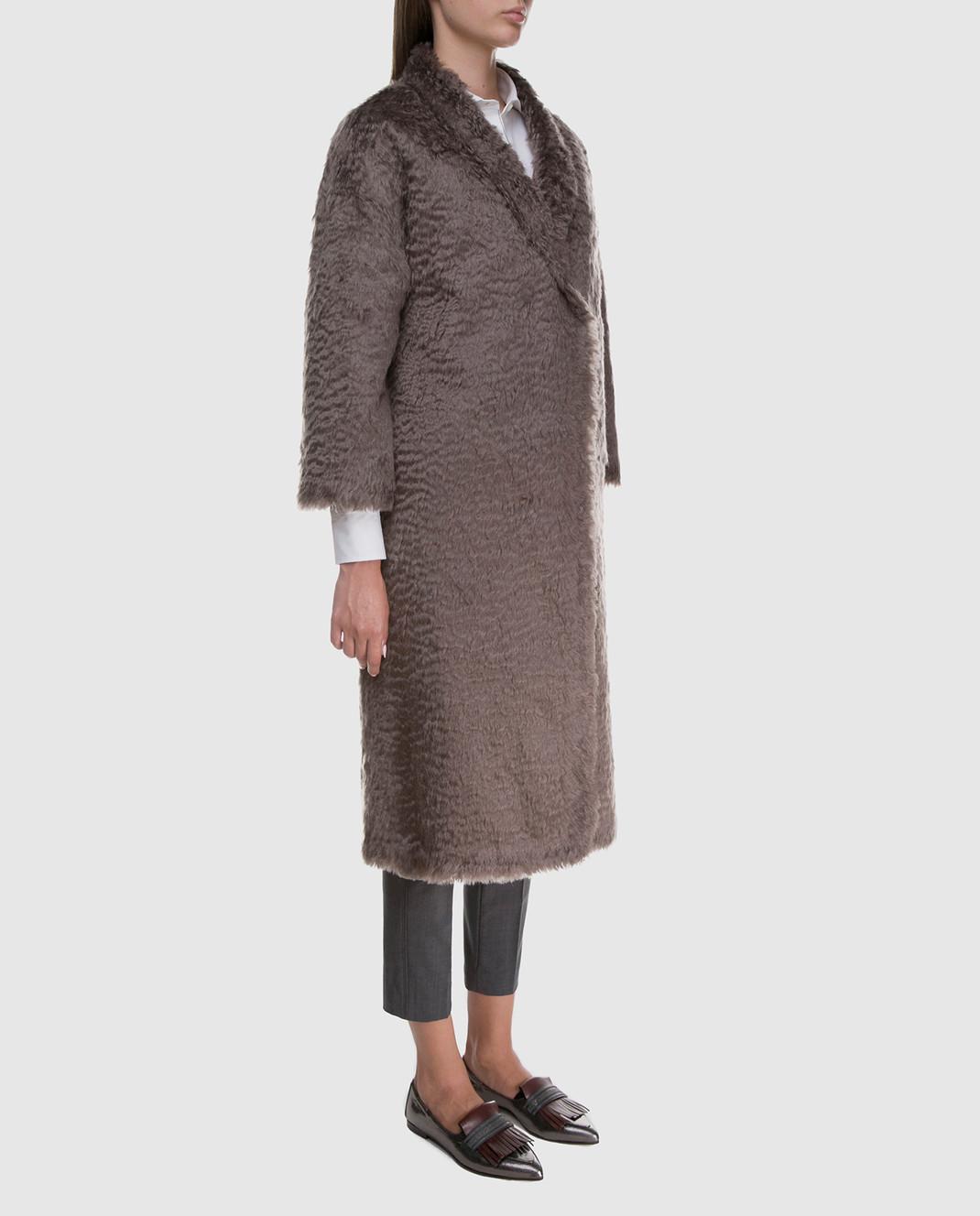 Brunello Cucinelli Двустороннее пальто MB5119241 изображение 4