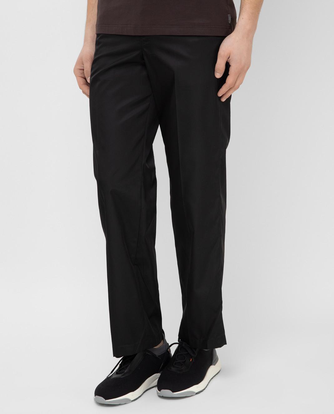 Prada Sport Черные брюки SPG30I18 изображение 3