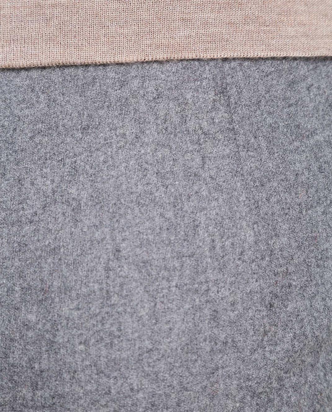 COLOMBO Серые брюки PA0032661088 изображение 5
