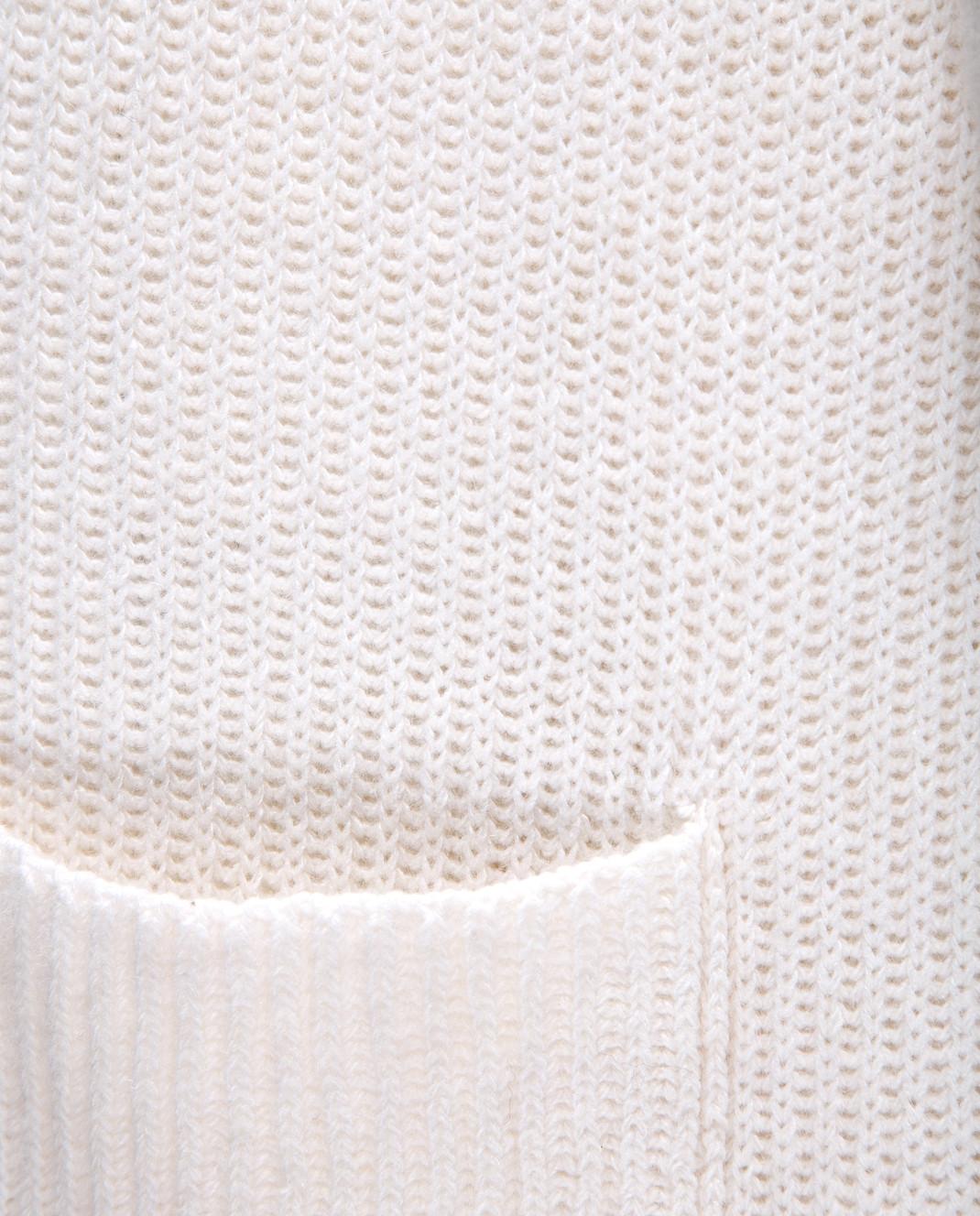 Tak.Ori Белый кардиган из шерсти CDK30021 изображение 5