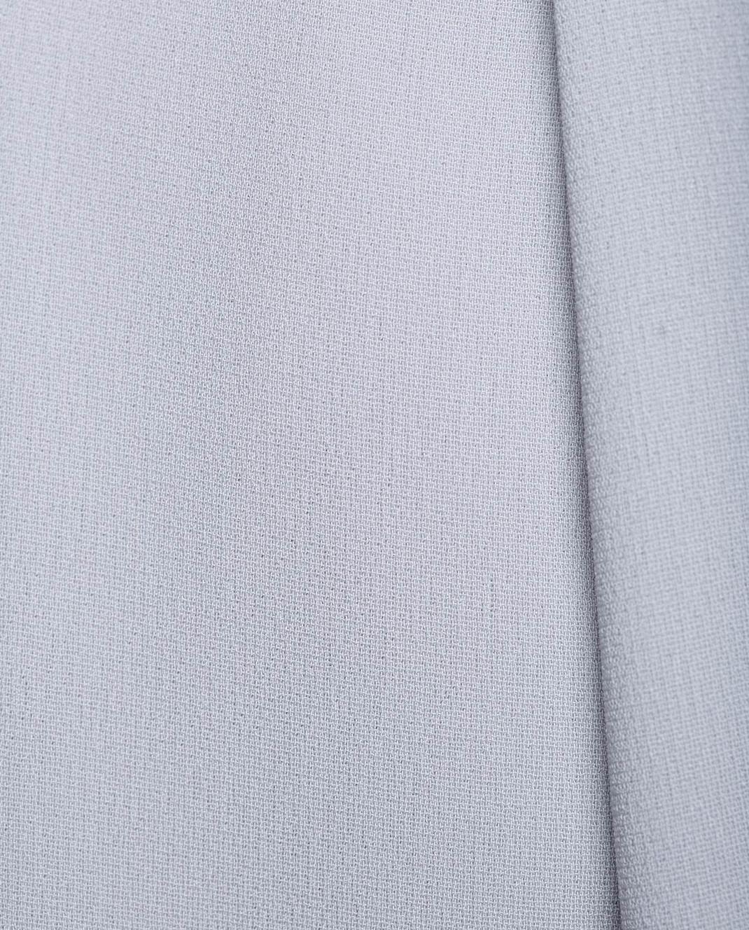A la Russe Светло-серые брюки 3711051 изображение 3