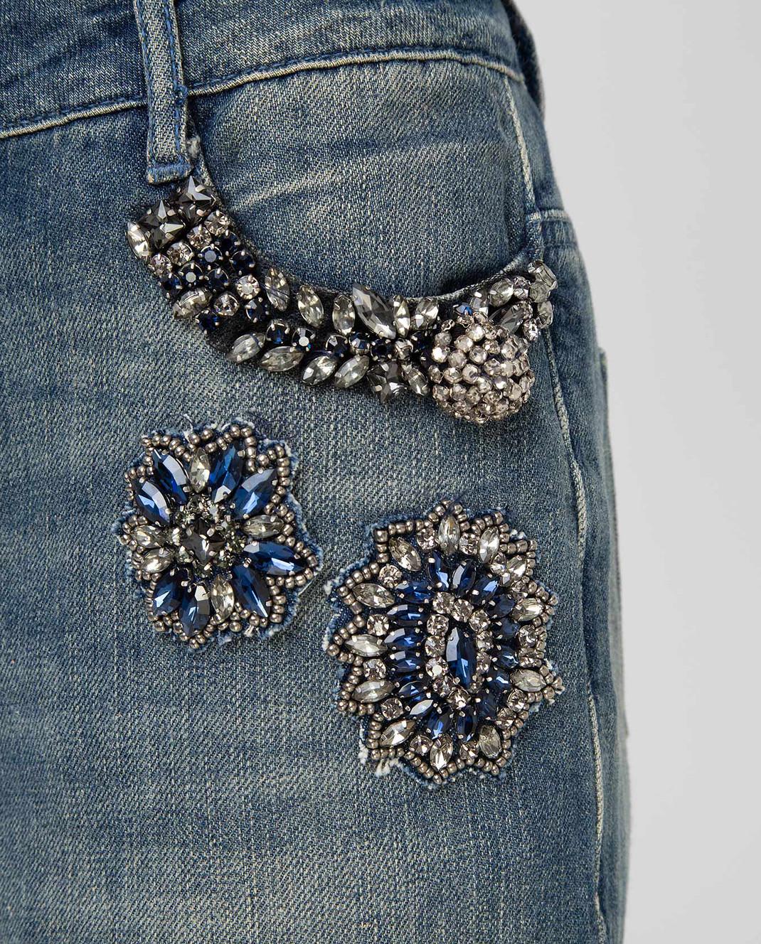 Twin Set Синие джинсы TS72MR изображение 5