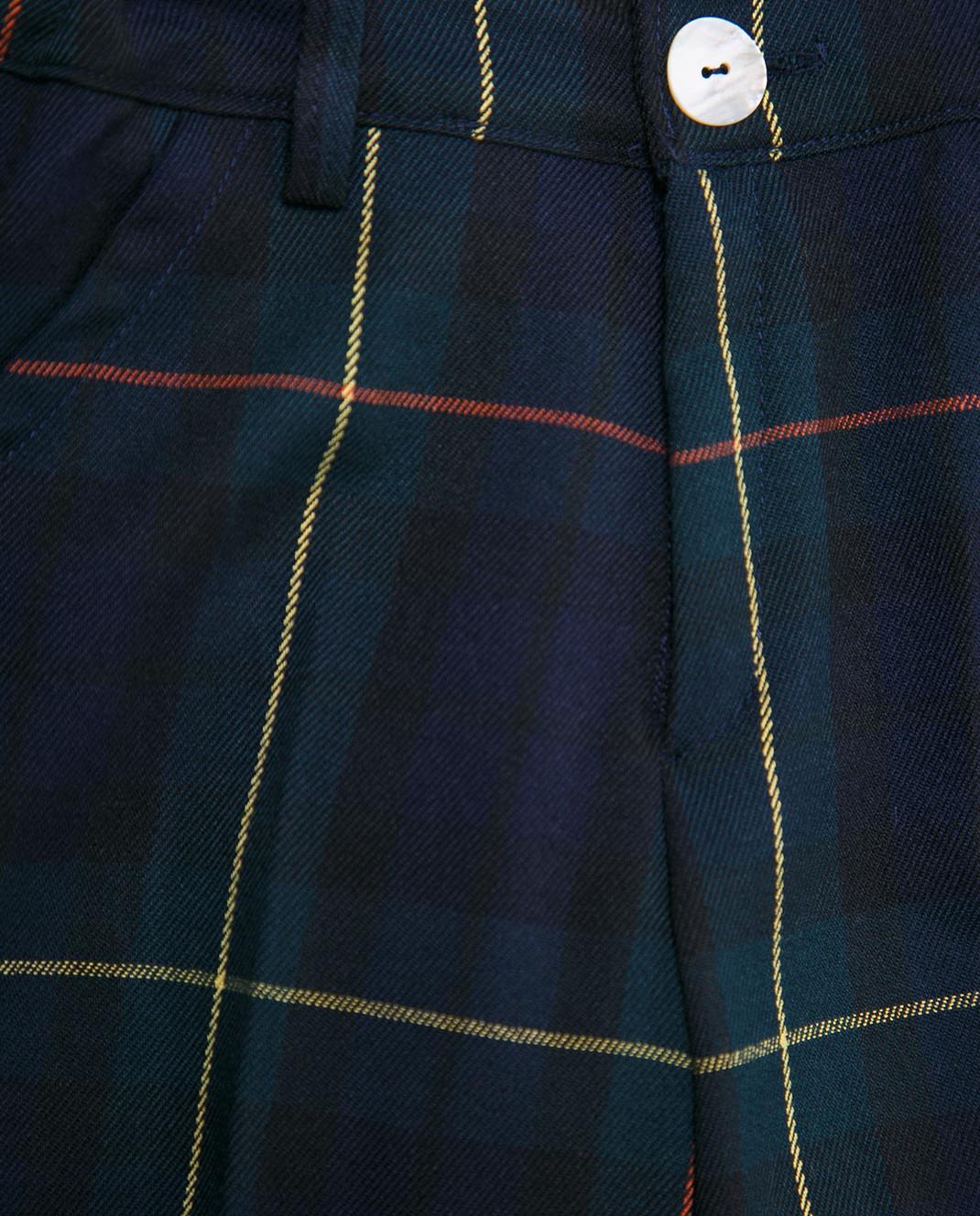 CAF Детские синие брюки 52SP25 изображение 3