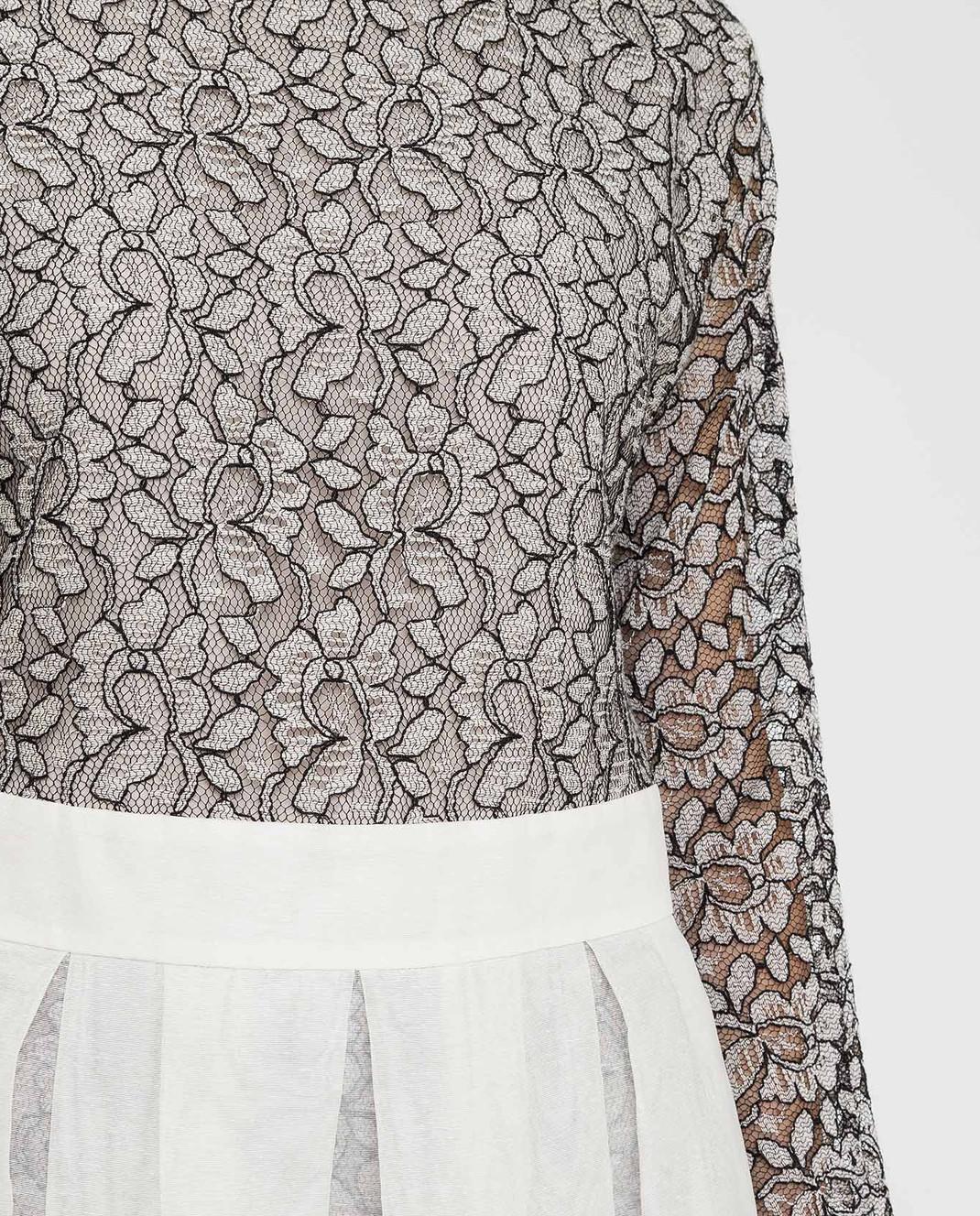 A la Russe Белое платье 172321 изображение 5