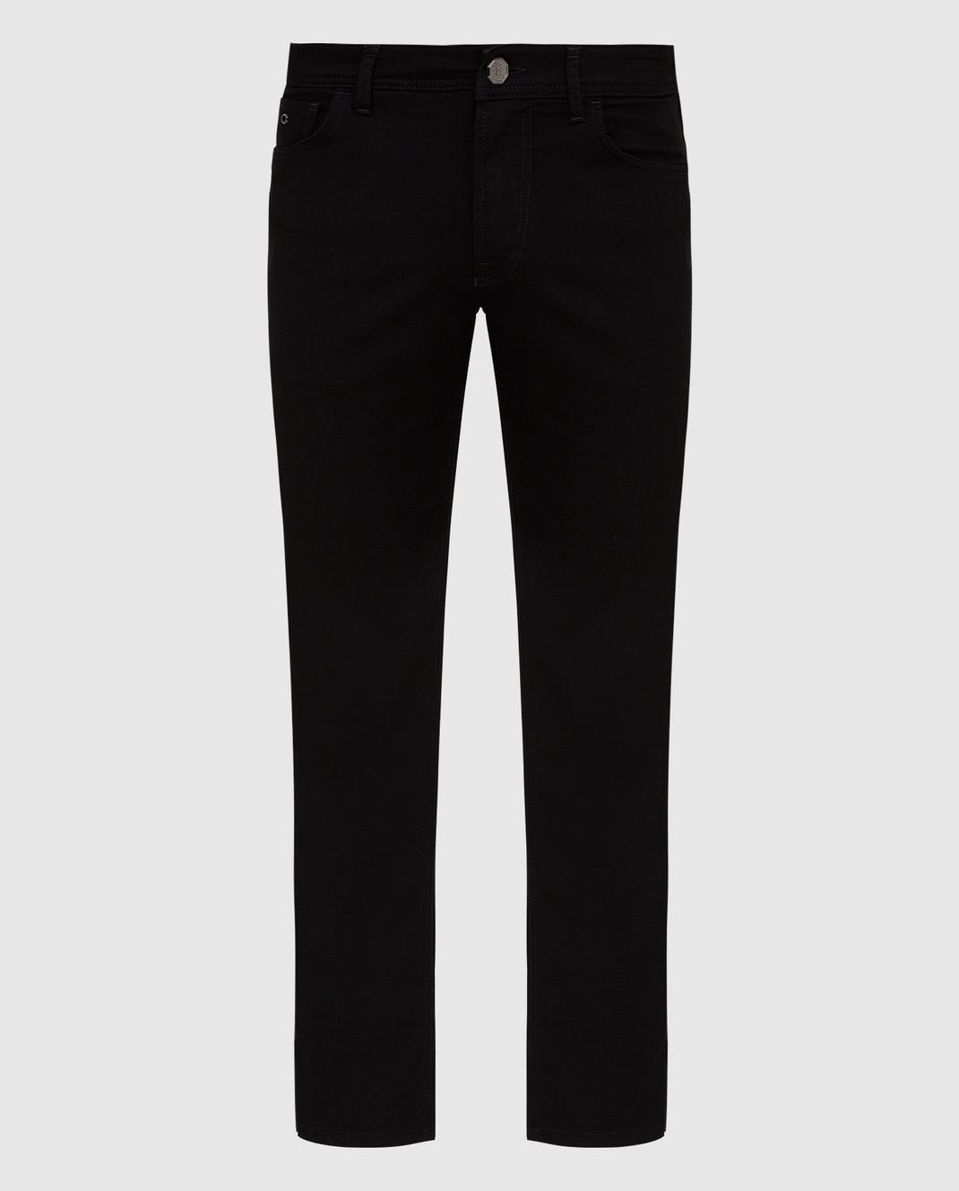 Stefano Ricci Черные джинсы изображение 1