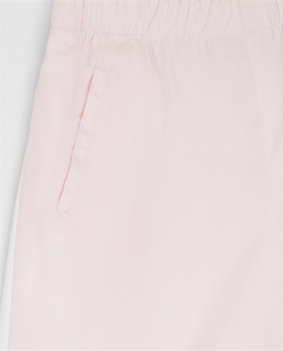 CAF Детские розовые шорты 100PO24 изображение 3