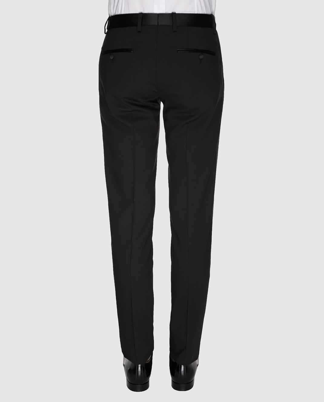 Dolce&Gabbana Черные брюки GYA5MTFUCD4 изображение 4