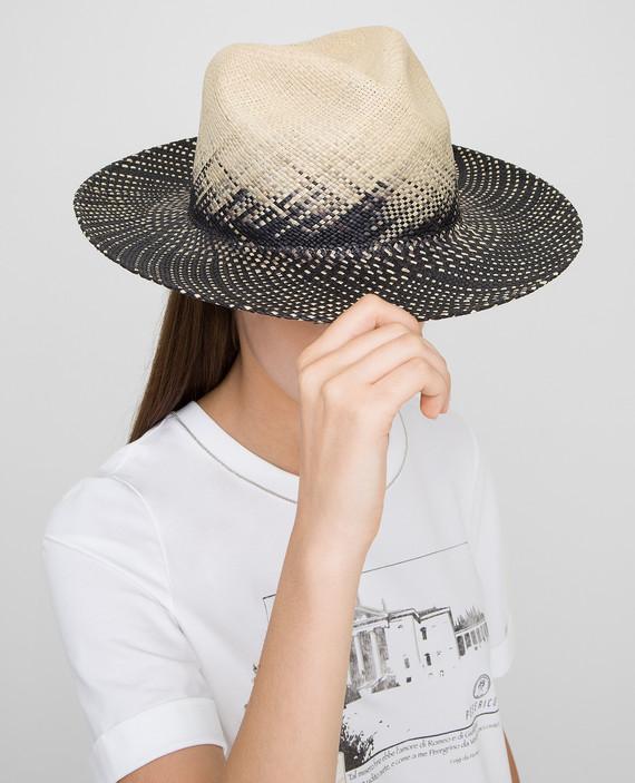 """Соломенная шляпа """"Elvira"""" hover"""