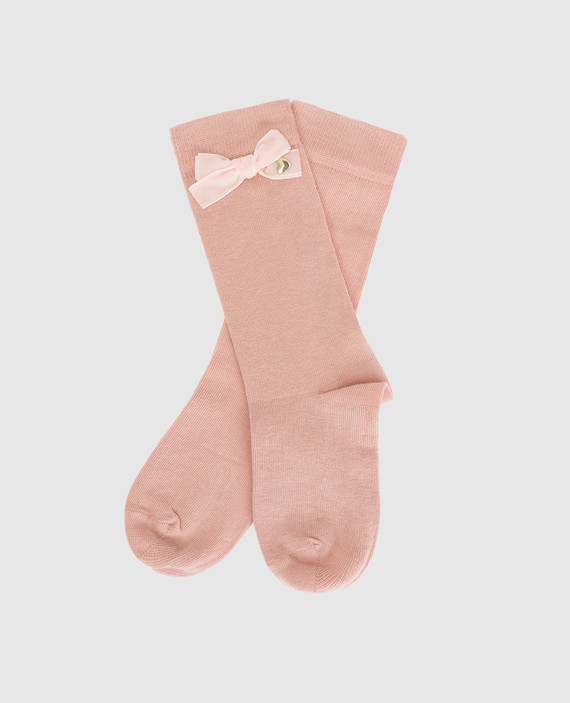 Детские пудровые носки hover