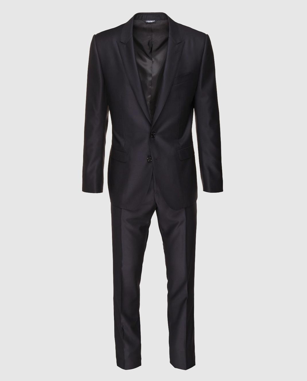 Dolce&Gabbana Черный костюм GK0RMTFU3N0