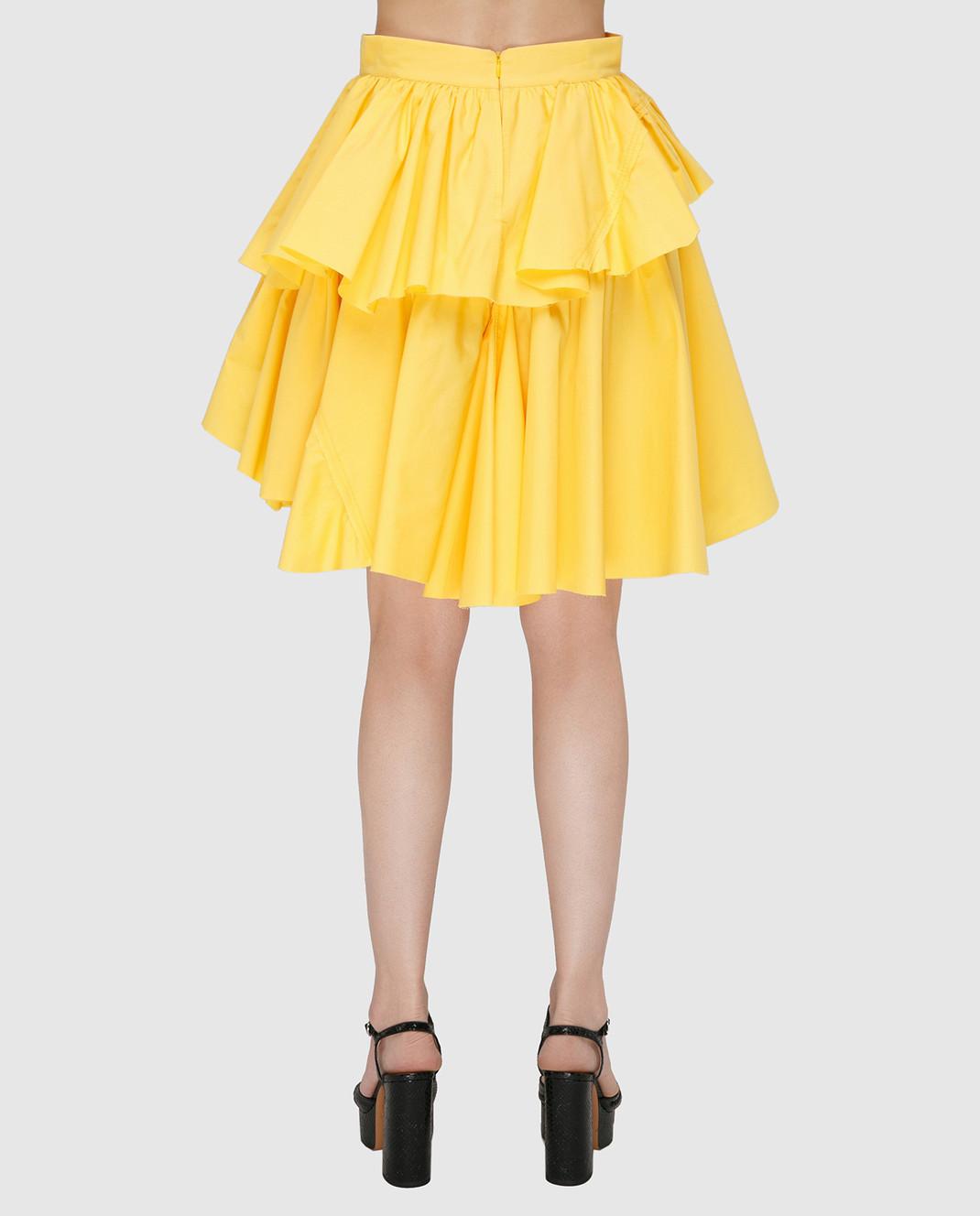 Philosophy di Lorenzo Serafini Желтая юбка A01042143 изображение 4