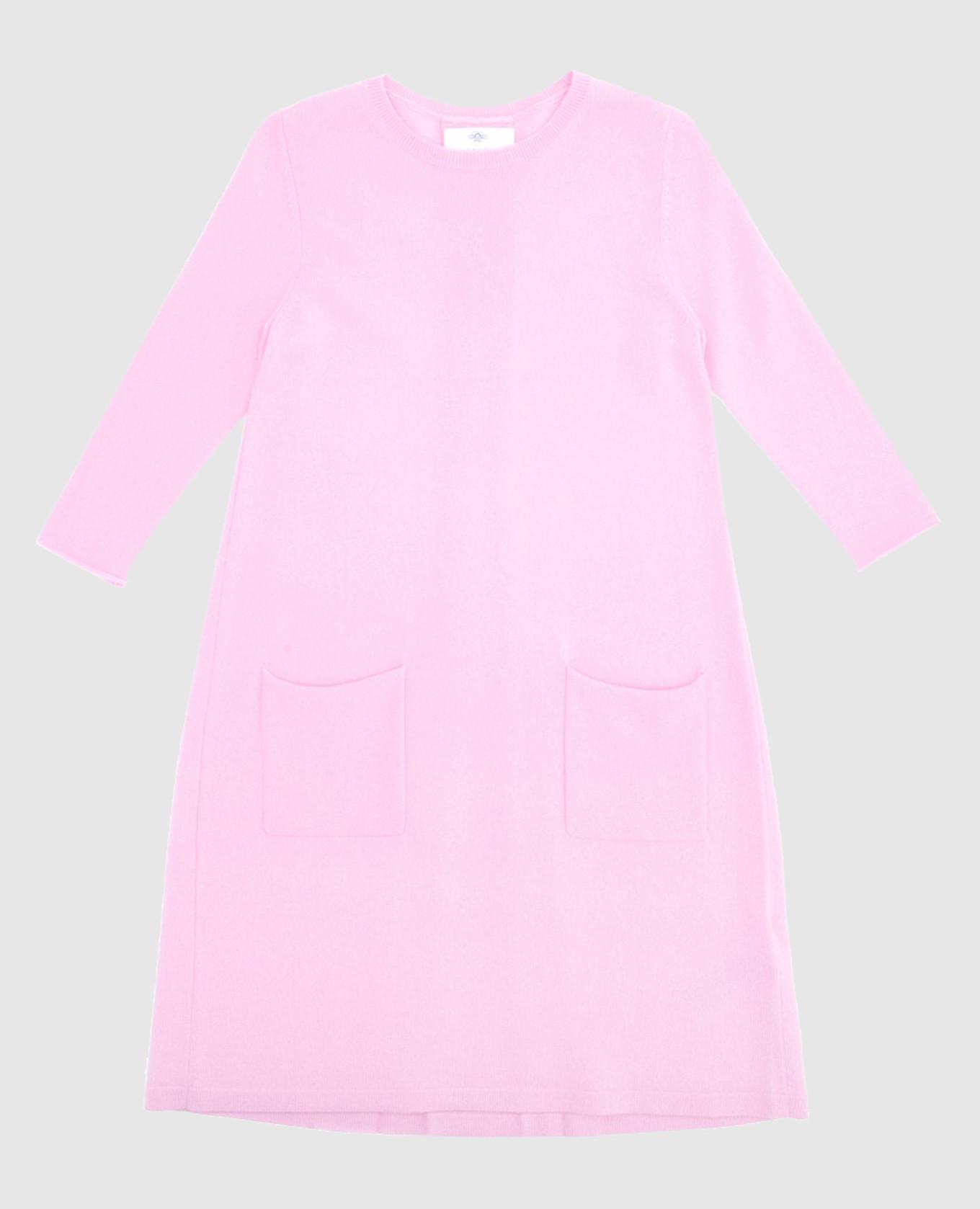 Детское платье из кашемира