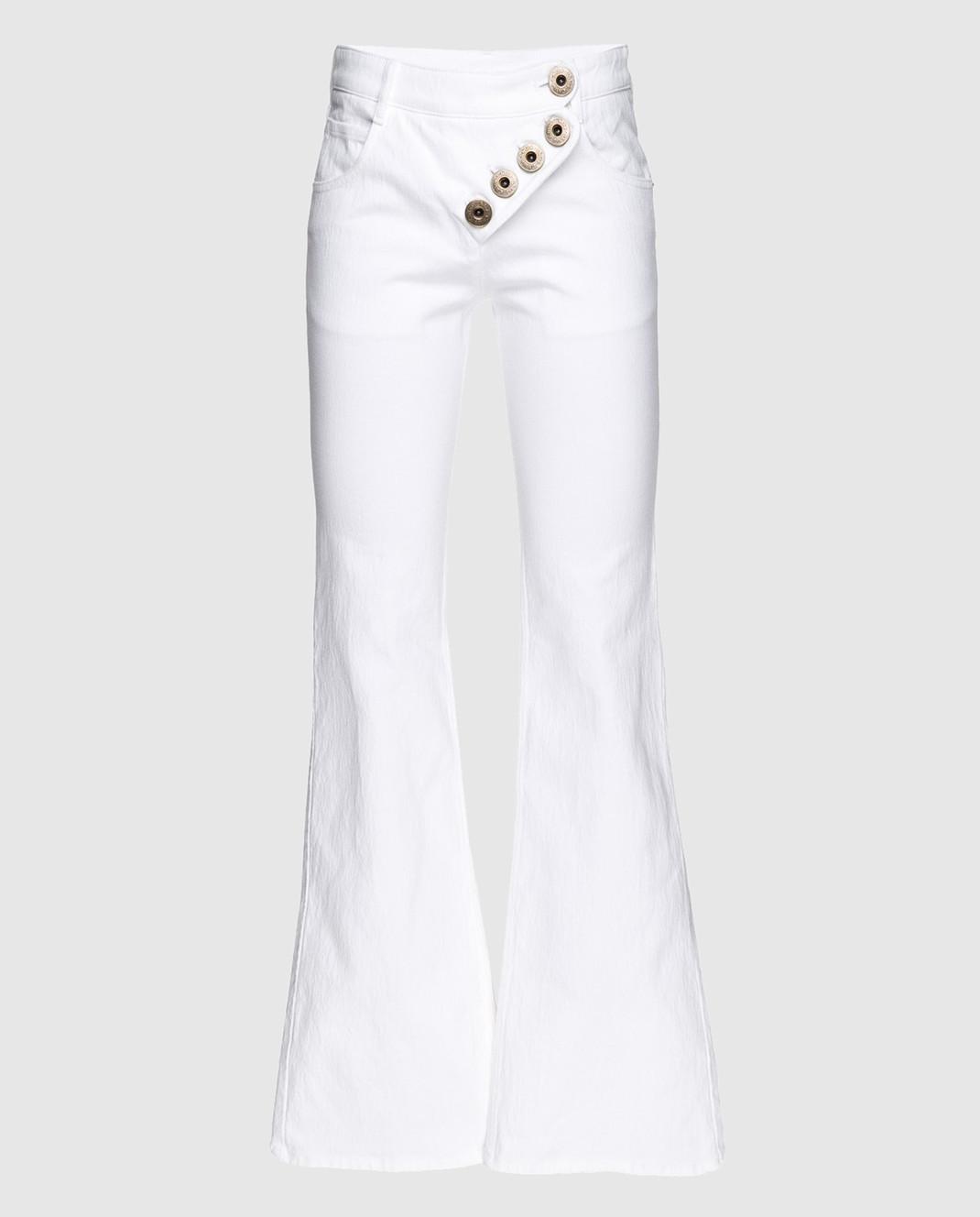 Chloe Белые джинсы 18SDP70154