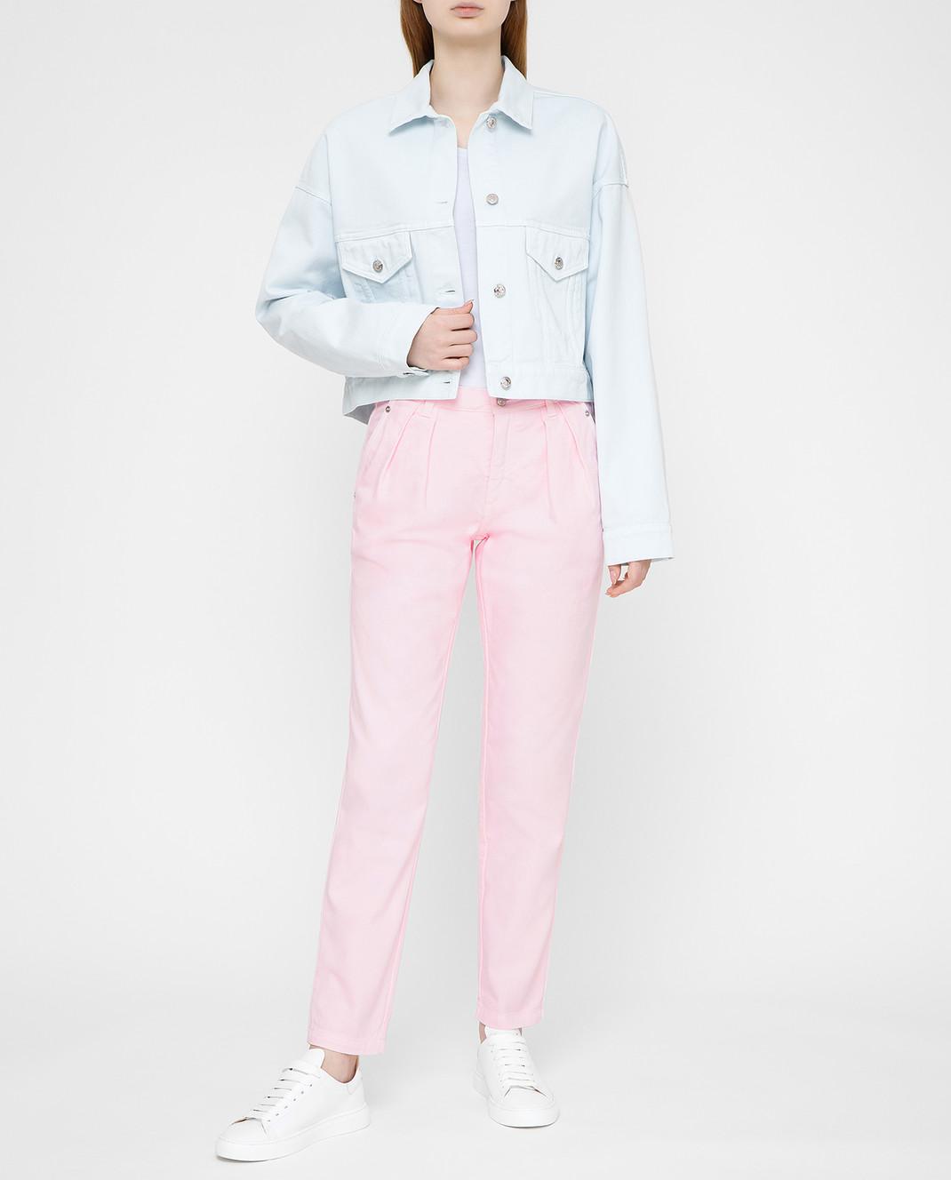 Alexander Terekhov Розовые джинсы изображение 2