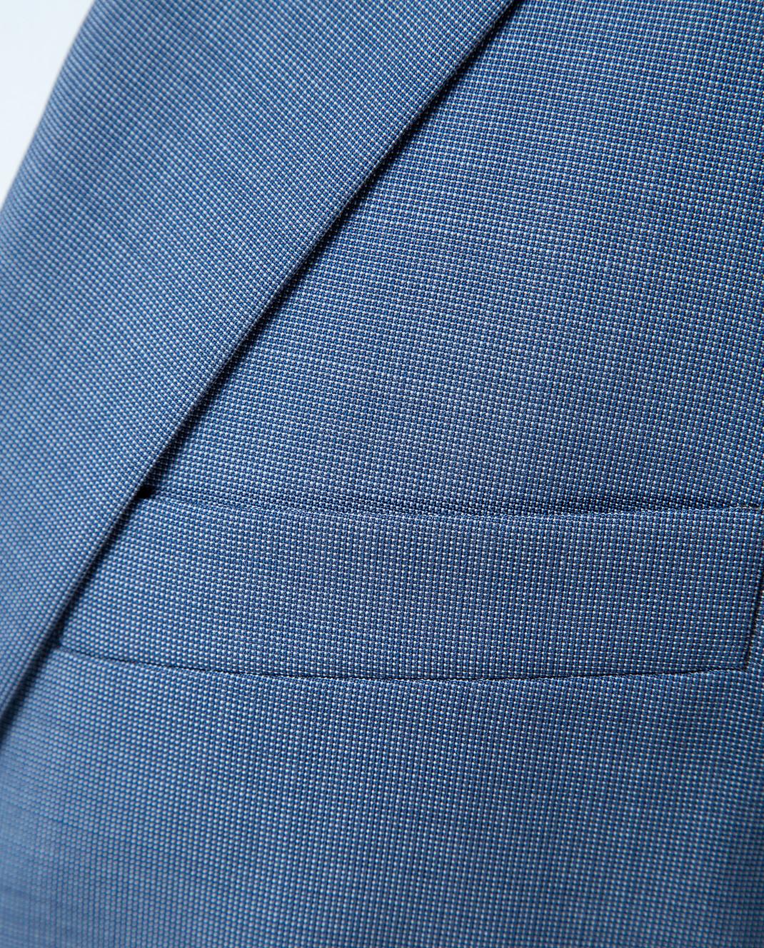 Prada Синий пиджак UGF9421S5T изображение 5