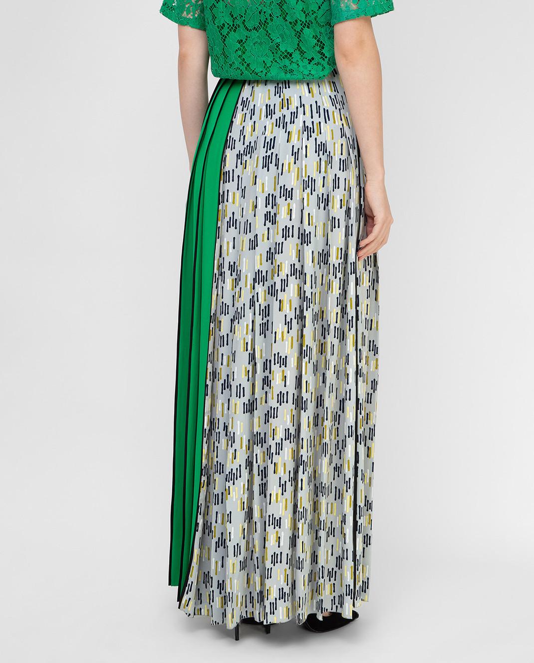 Prada Серая юбка изображение 4