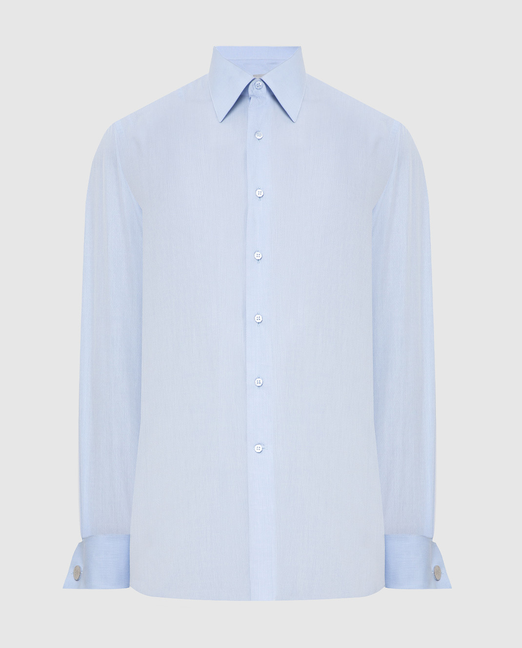 Stefano Ricci Голубая рубашка MC000591L1601
