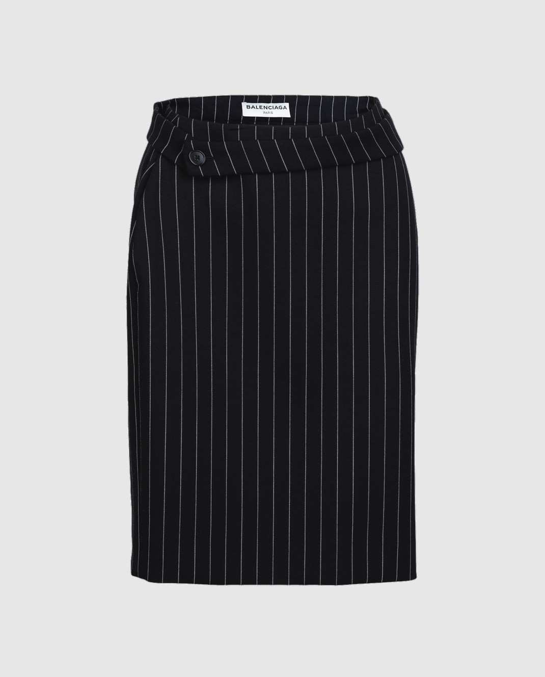 Balenciaga Черная юбка 471020