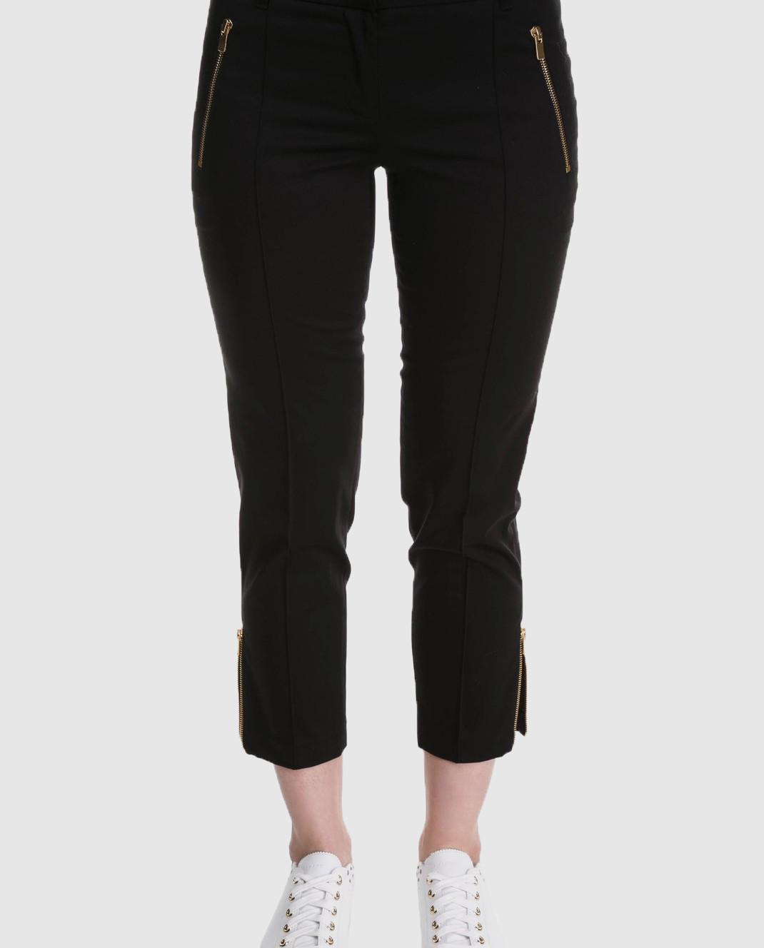 Twin Set Черные брюки TS826B изображение 3