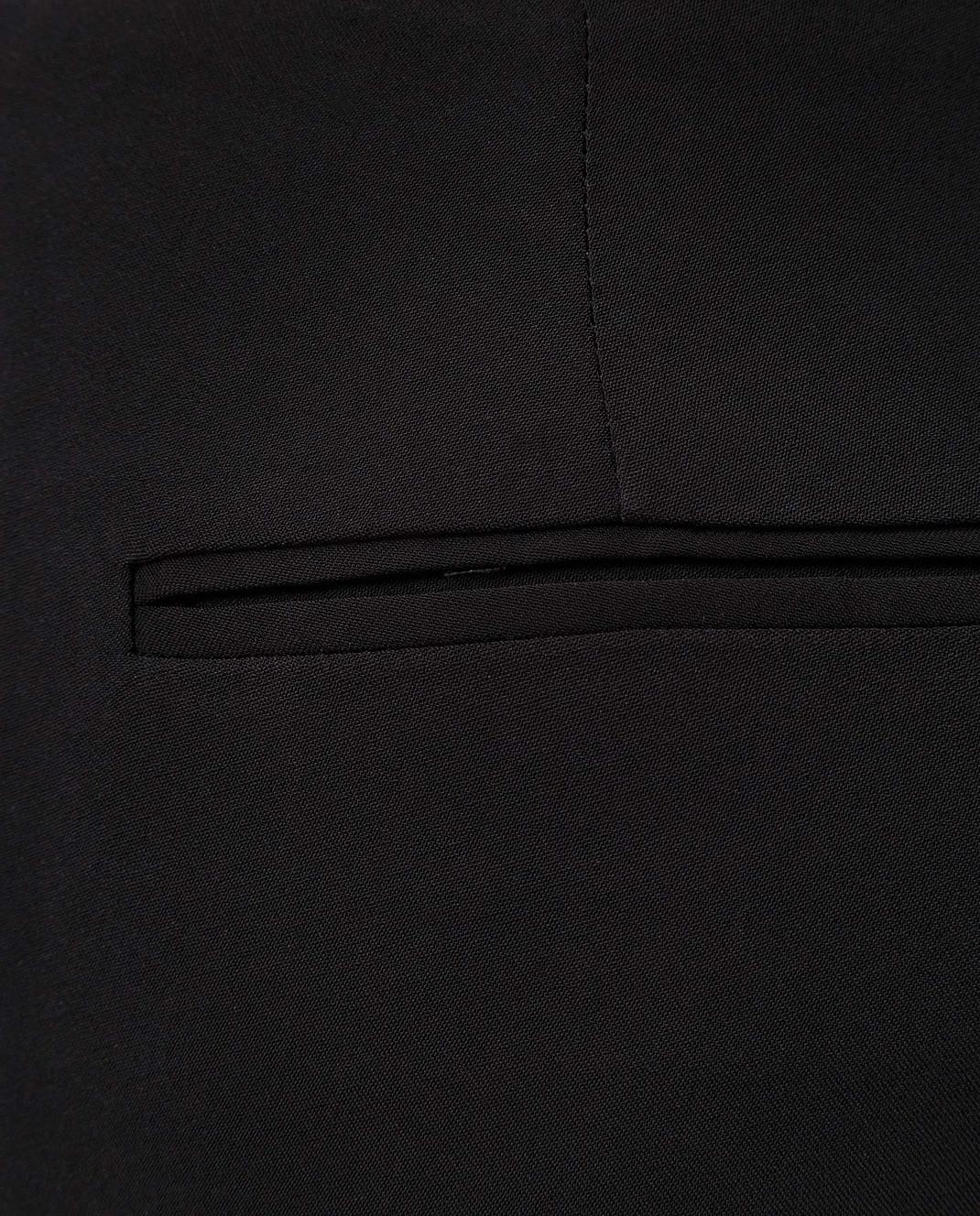 Twin Set Черные брюки 191TP2327 изображение 5