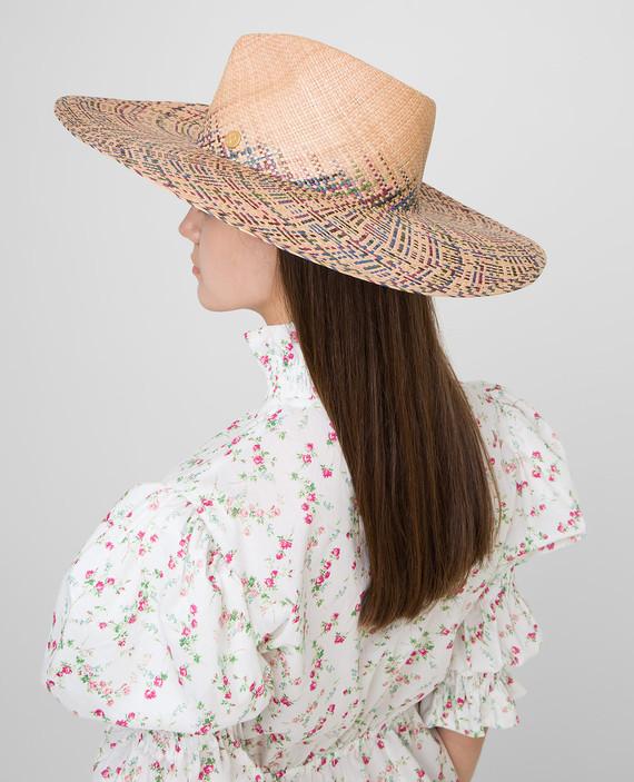 "Соломенная шляпа ""Alicia"" hover"