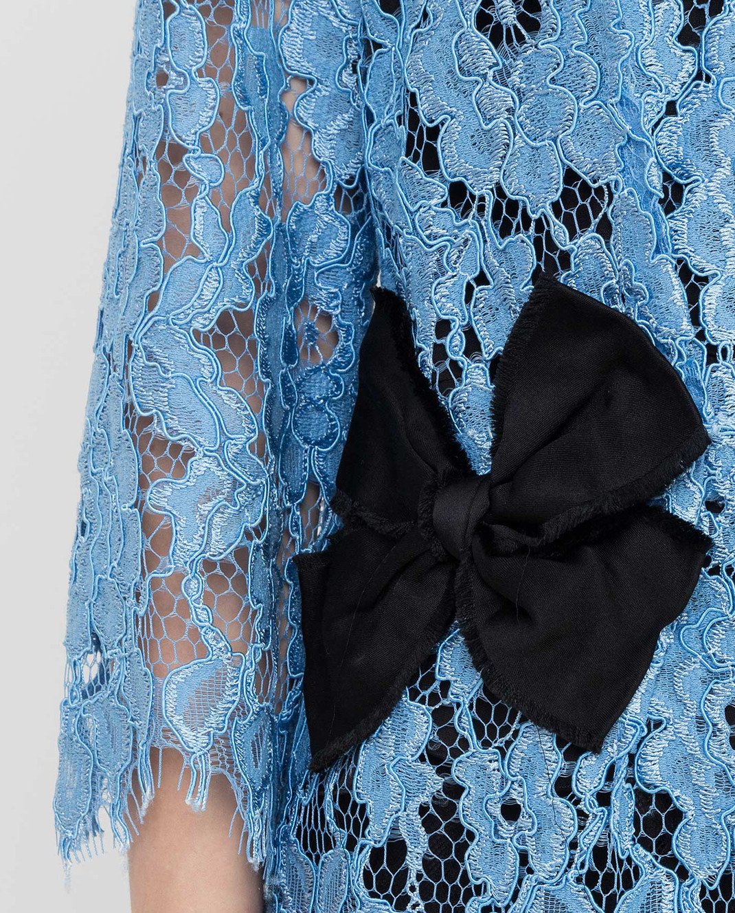 Marc Jacobs Голубая блуза M4005733 изображение 5