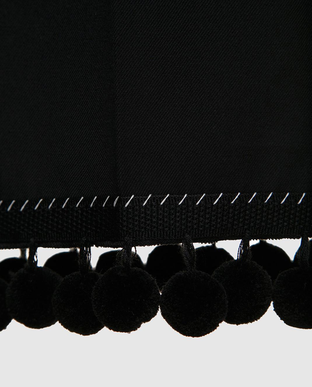 Marc Jacobs Черные брюки M4007136 изображение 5