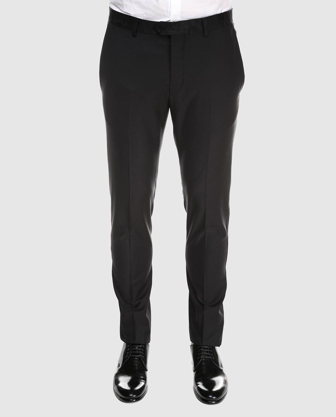Billionaire Черные брюки изображение 3