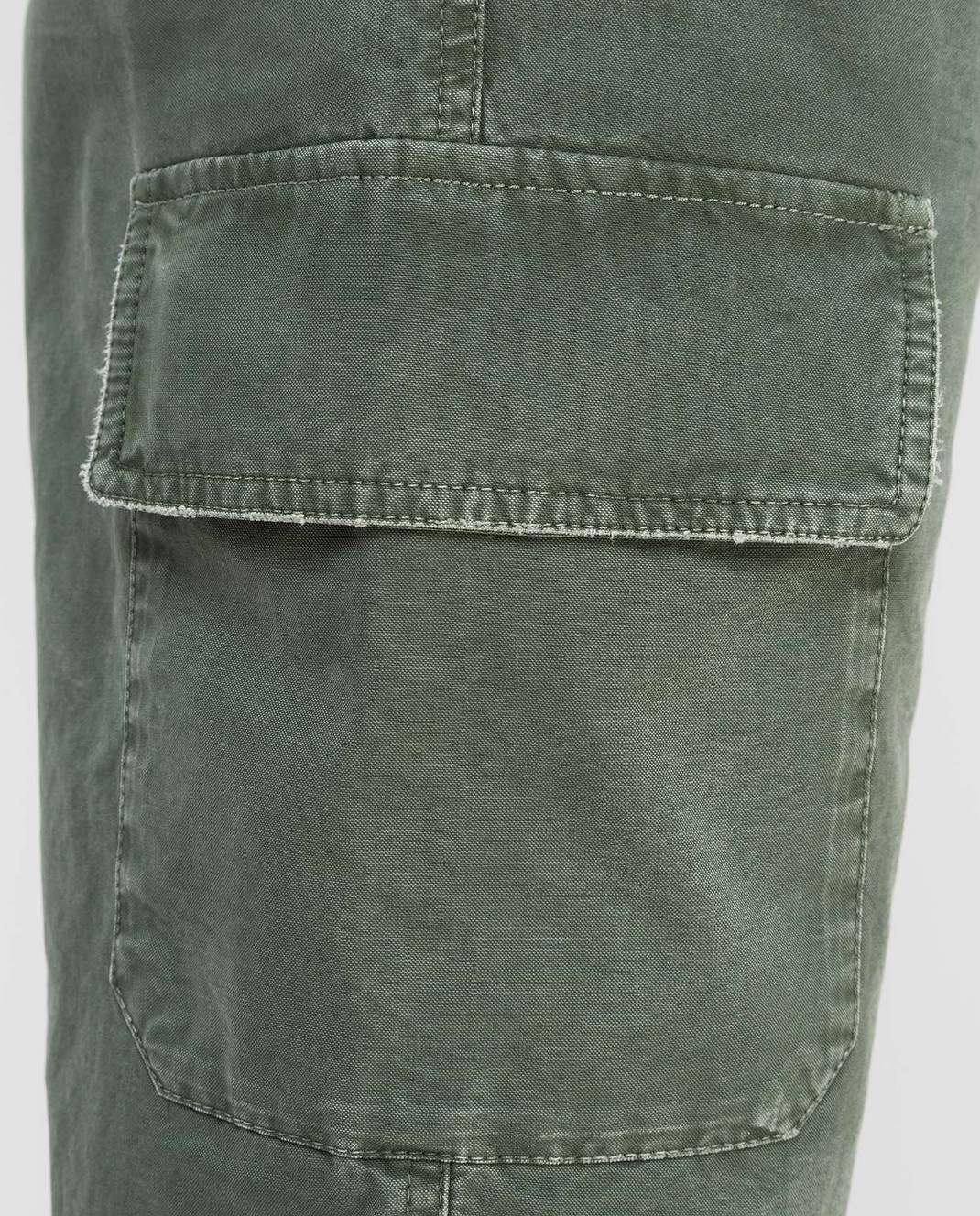Ermanno Scervino Зеленые шорты U287P702AXC изображение 5