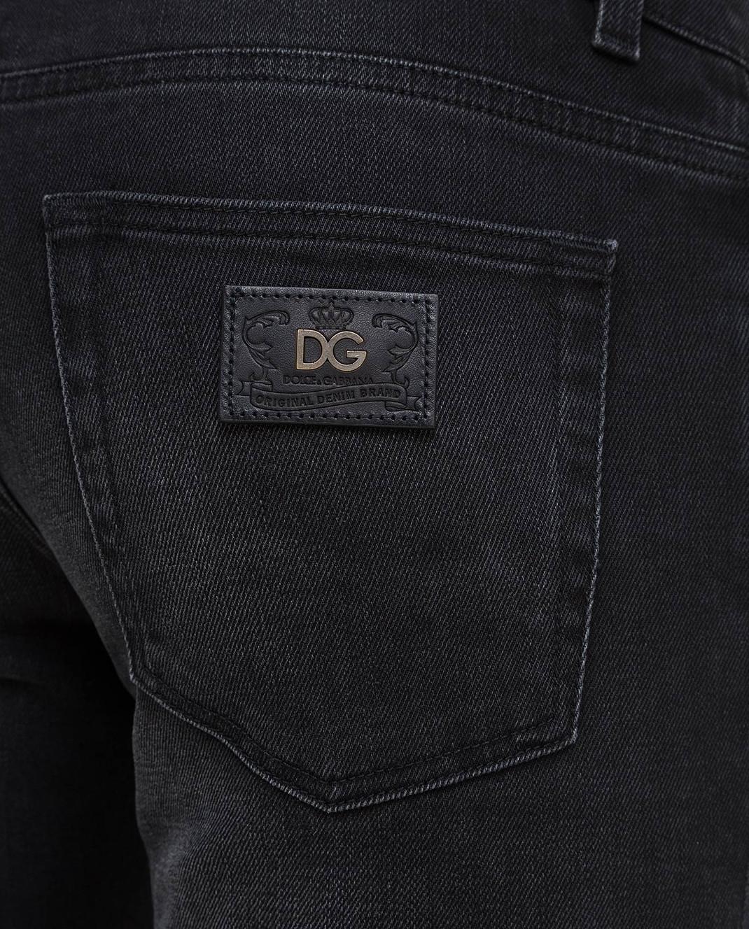 Dolce&Gabbana Черные джинсы изображение 5