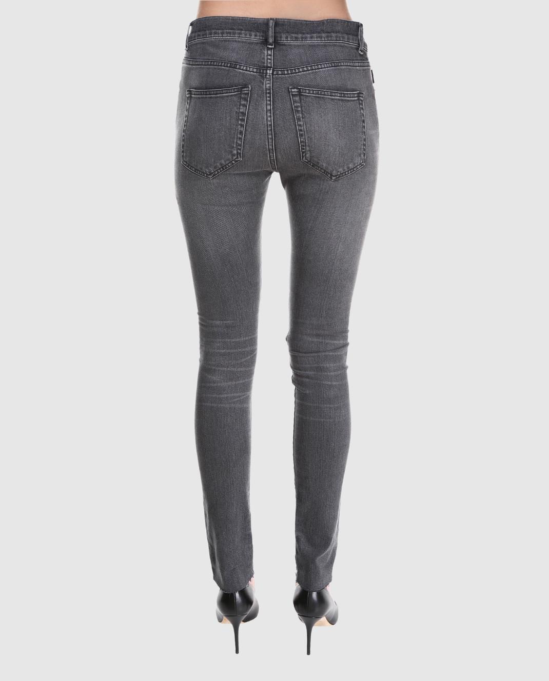 Balenciaga Серые джинсы изображение 4