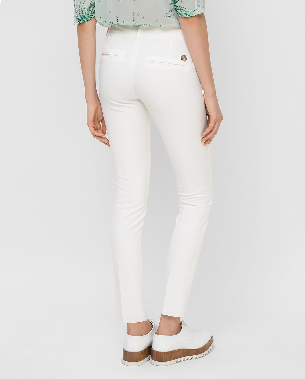 Philipp Plein Белые брюки CWRT0022 изображение 4