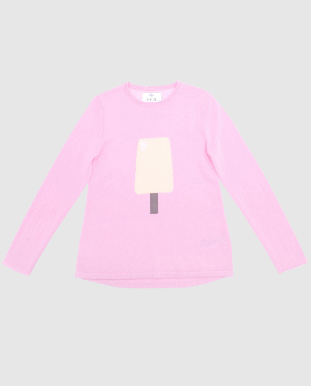 Allude Детский свитер из кашемира 18211920
