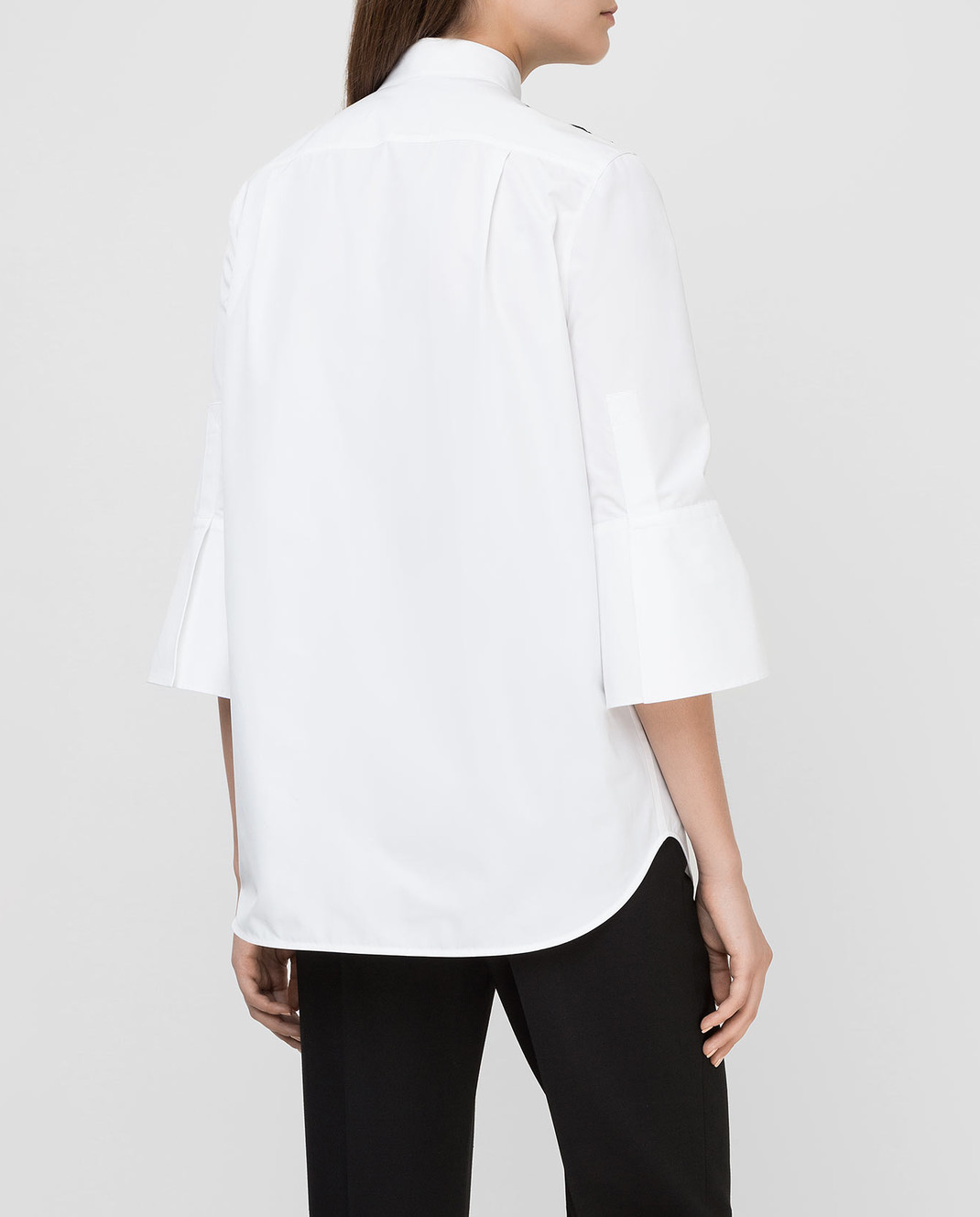 Valentino Белая рубашка изображение 4
