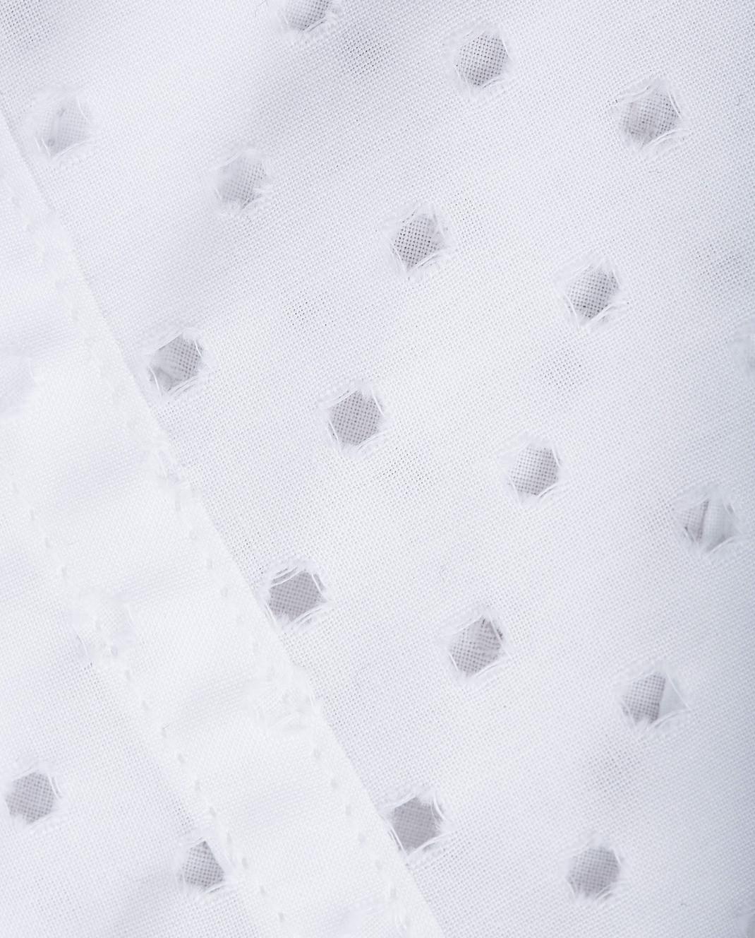 Azzedine Alaia Белая юбка 7S9J144RTL48 изображение 5