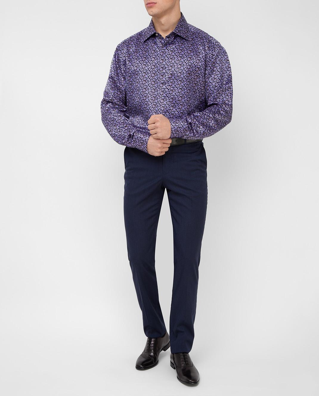 Stefano Ricci Рубашка из шелка SP002053 изображение 2