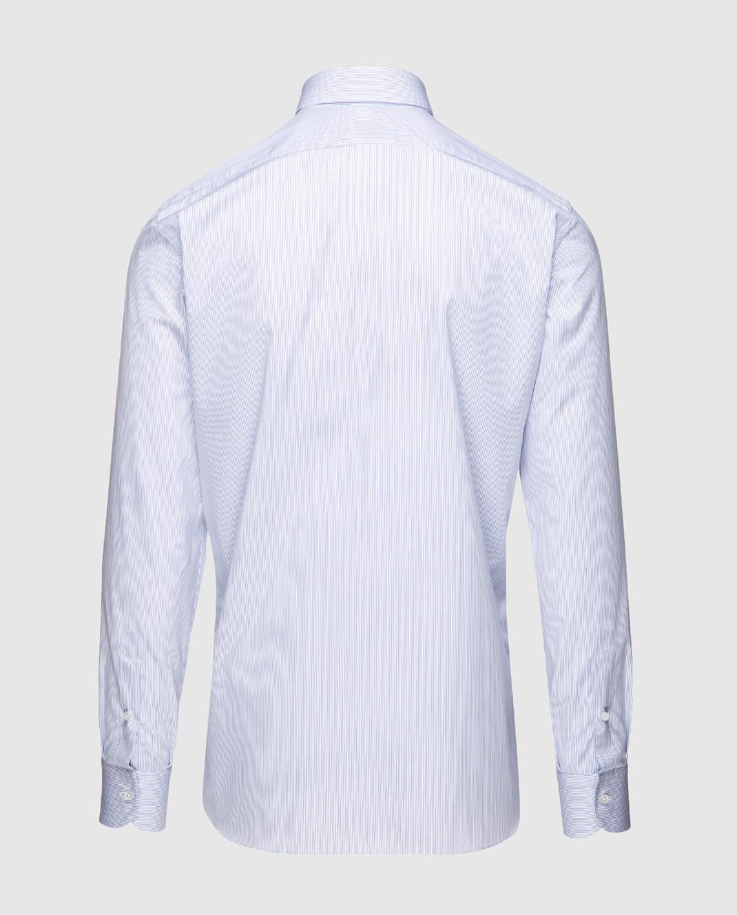 Marol Голубая рубашка 9808 изображение 2