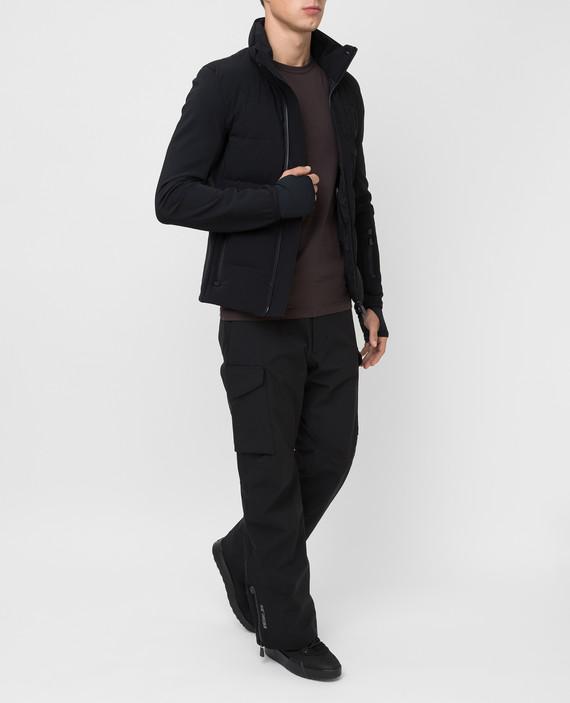 Черные горнолыжные брюки hover