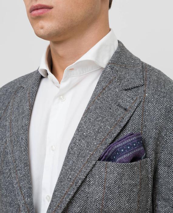 Двухсторонний платок из шерсти hover