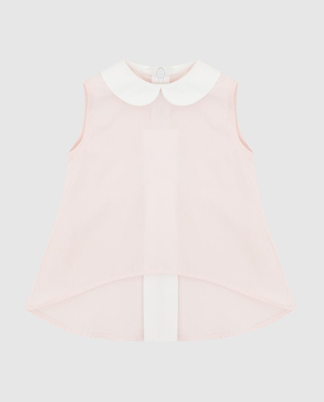 CAF Детский розовый топ 70PO56