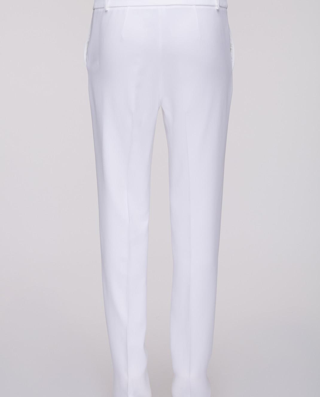 Blumarine Белые брюки 6359 изображение 4
