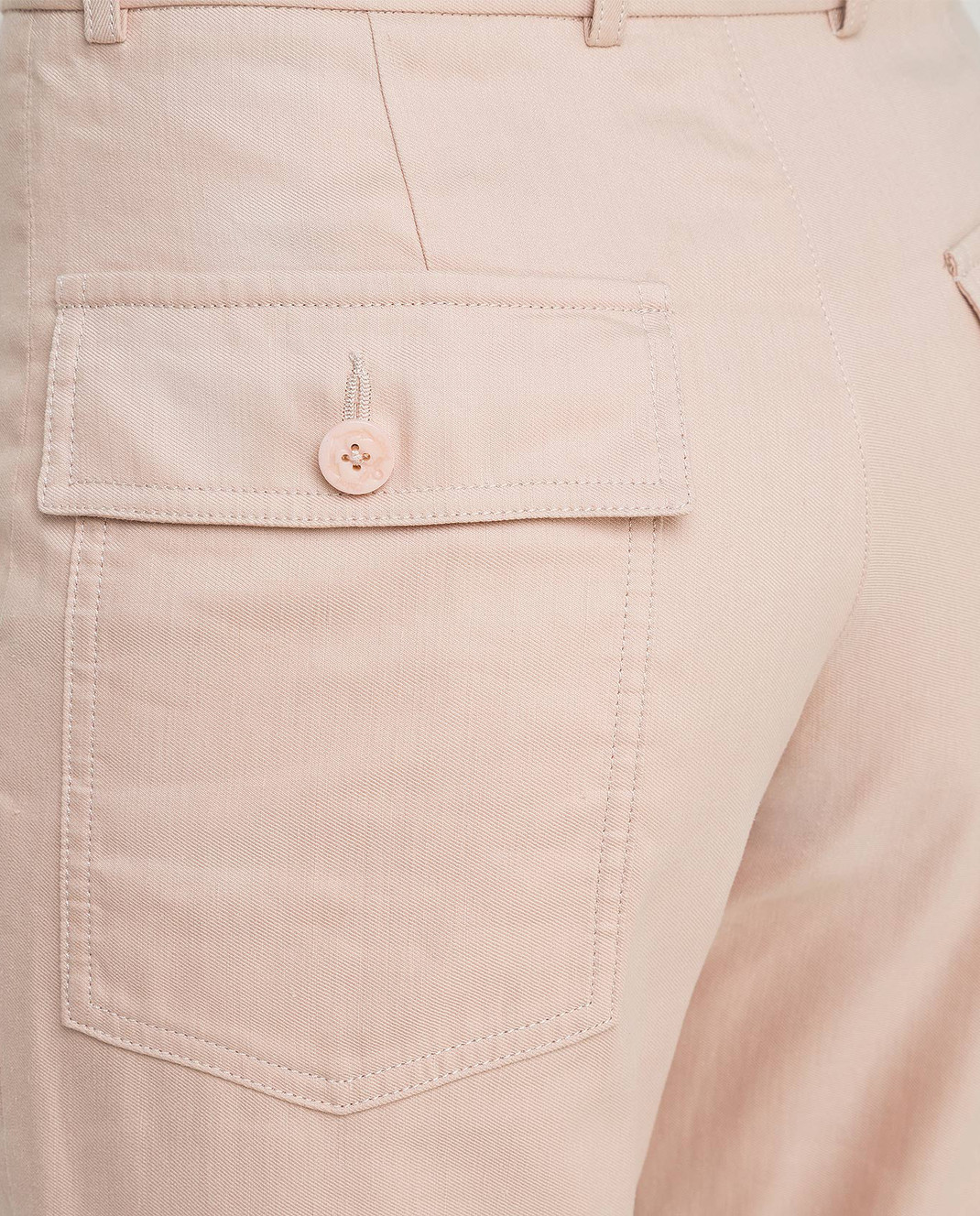 Chloe Светло-бежевые брюки 17EPA58 изображение 5