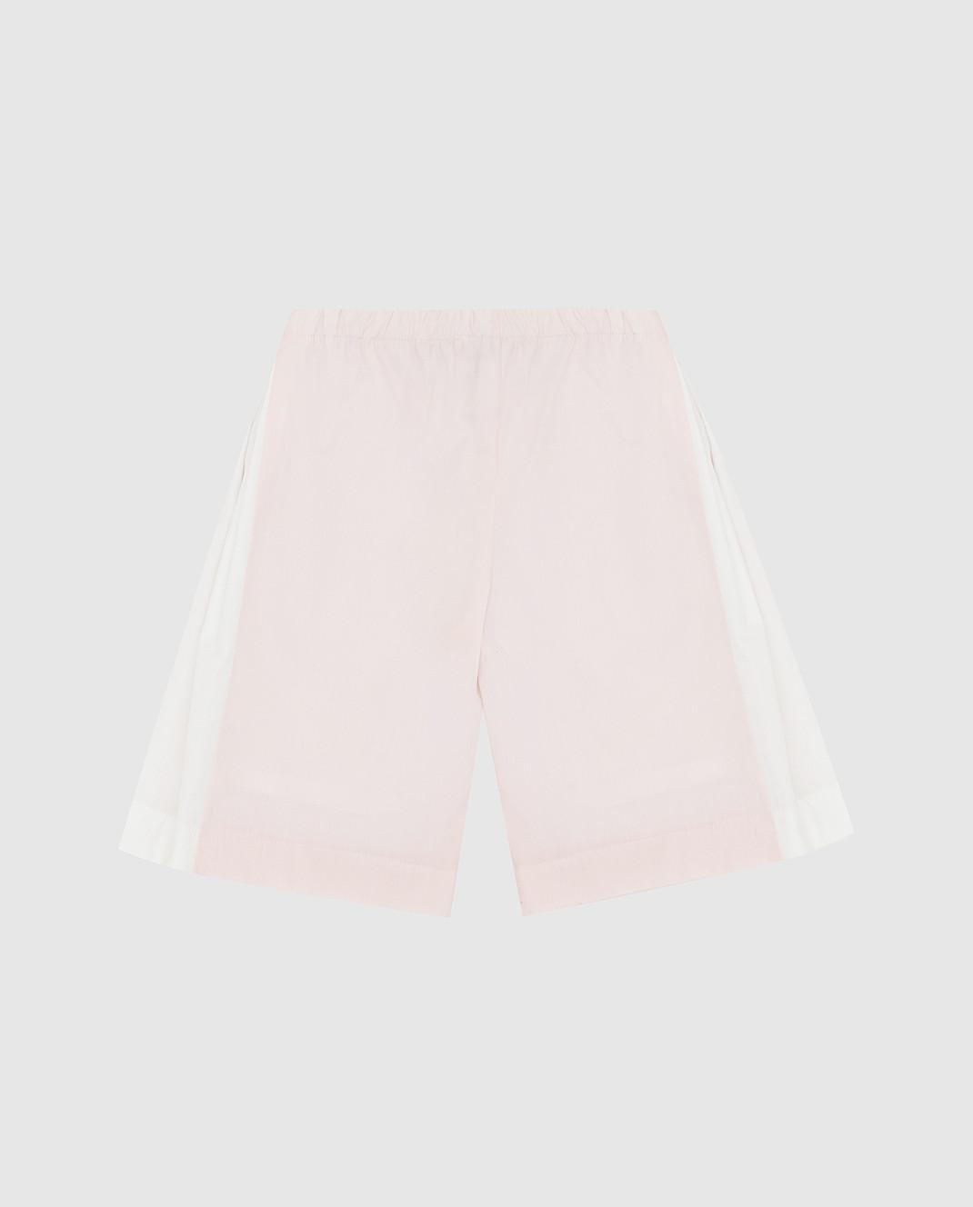 CAF Детские розовые шорты 100PO24 изображение 2