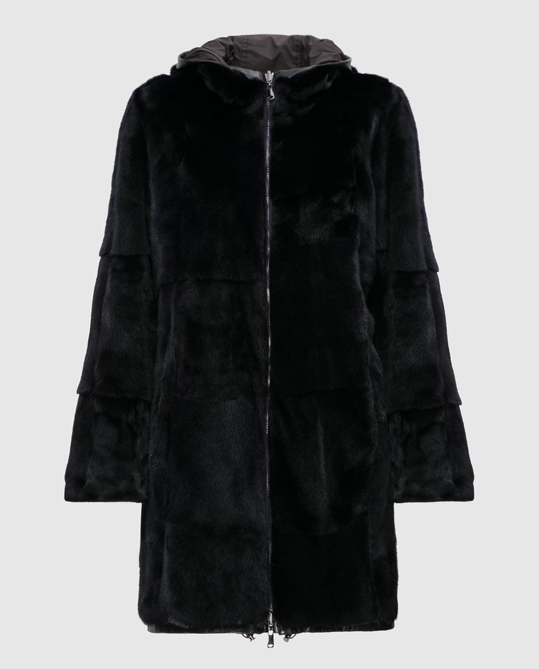 Real Furs House Двусторонняя парка 943RFH