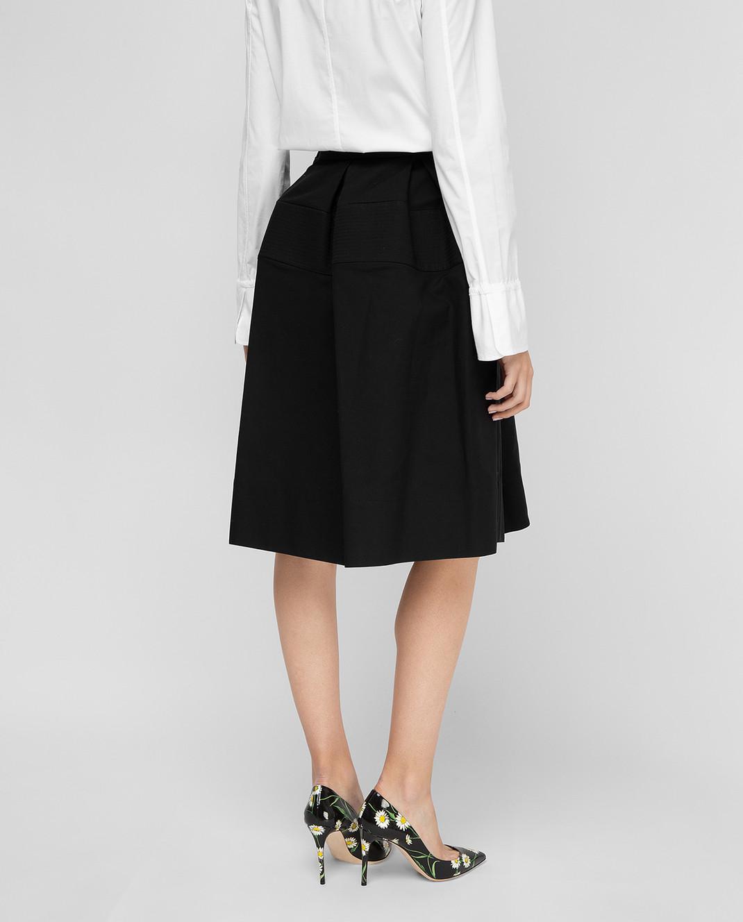 Balenciaga Черная юбка 413384 изображение 4
