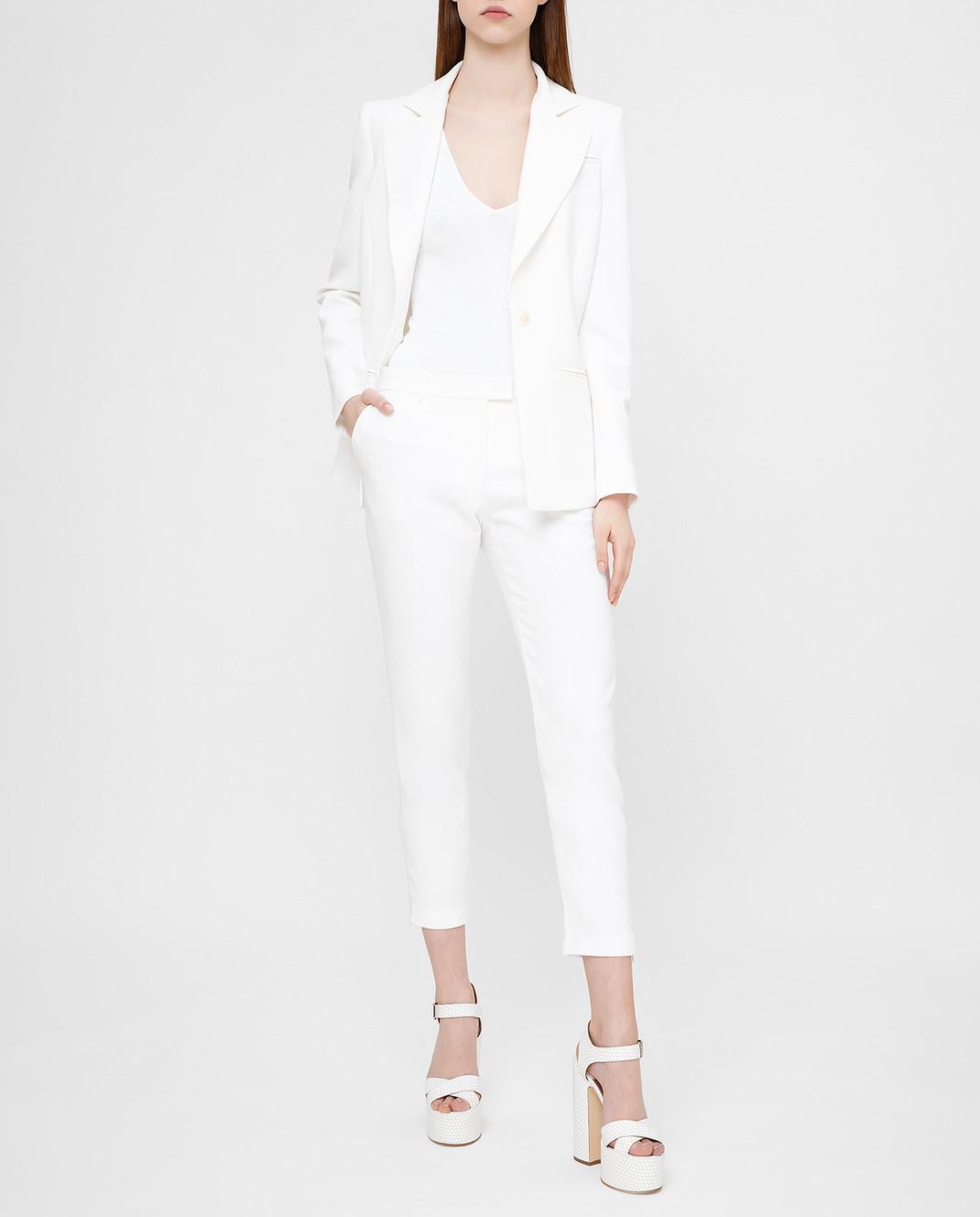 Altuzarra Белые брюки 119610089 изображение 2