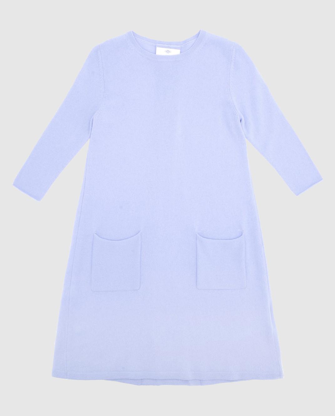Allude Детское платье из кашемира изображение 1