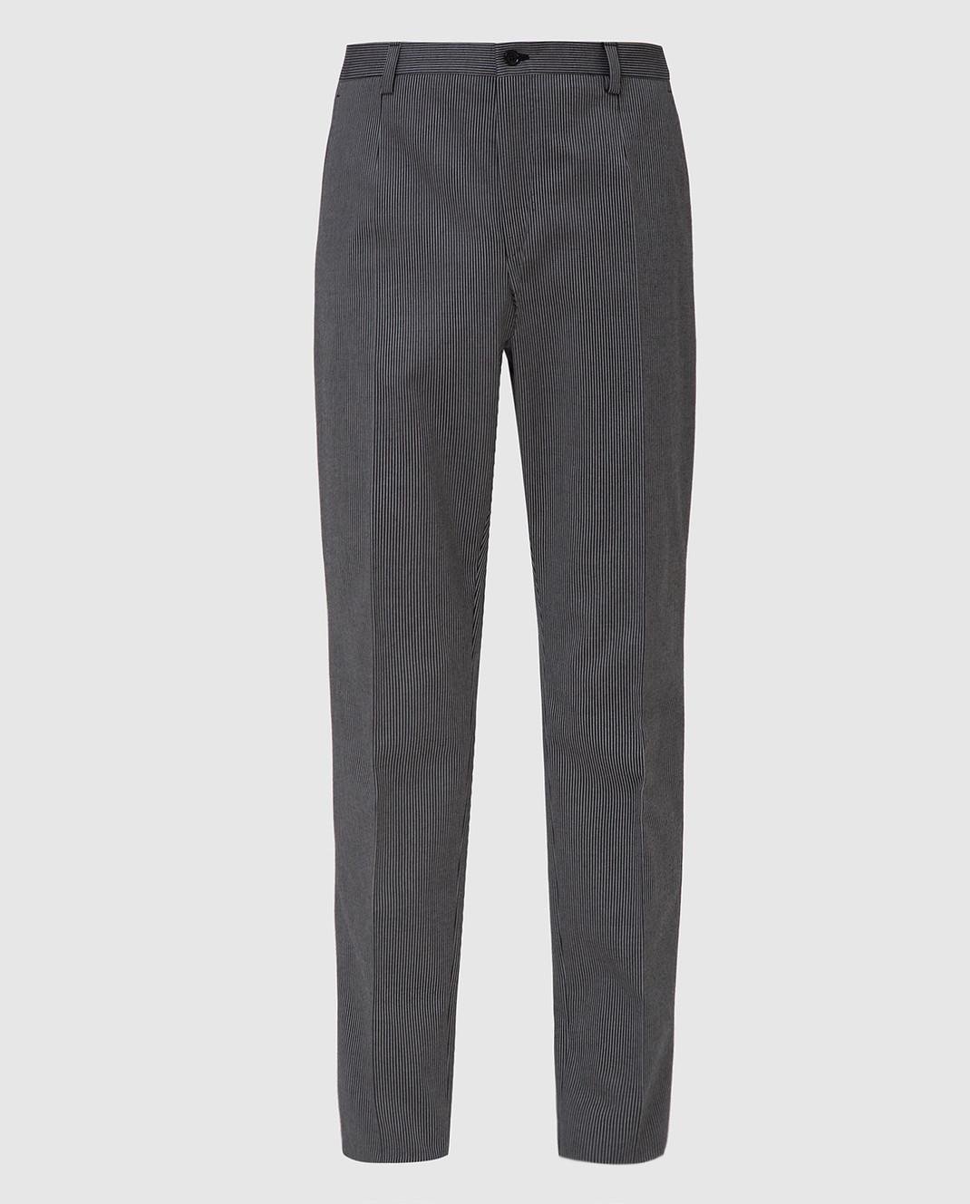 Dolce&Gabbana Серые брюки GYIJETFRCBQ